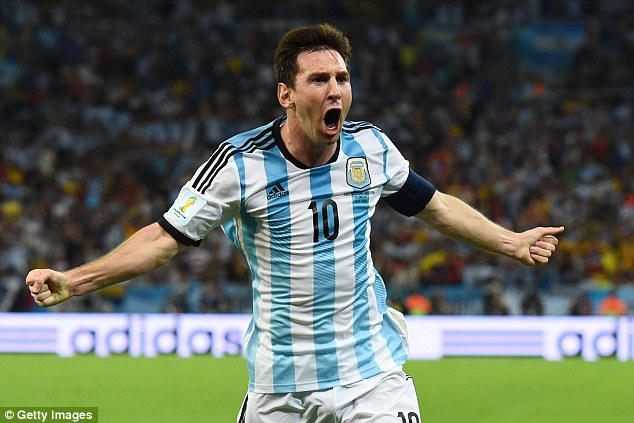 Fear factor? Lehmann believes Lionel Messi's talents will be overshadowed by Germany's attacking threat