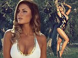 EXCLUSIVE PICTURE: MATRIXSTUDIOS.CO.UK\\nPLEASE CREDIT ALL USES\\n\\nWORLD RIGHTS\\n\\n***FEES TO BE AGREED BEFORE USE***\\n\\nSam Faiers 2015 Calendar Shoot\\n\\nEssex-born Sam is one of the original stars of The Only Way is Essex (TOWIE). In 2013 her autobiography 'Living Life The Essex Way' was top of the Times best-seller let, and this year her debut fragrance La Bella topped the celebrity fragrance charts. Sam has since left TOWIE to pursue other work opportunities. \\n\\nREF: AMP 143943\\n\\n
