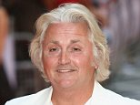 """Fashion designer David Emanuel attends the World Premiere of """"Diana"""" at Odeon Leicester Square in London, England.    LONDON, ENGLAND - SEPTEMBER 05:  (Photo by Tim P. Whitby/Getty Images)"""