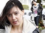 LONDON, UNITED KINGDOM - OCTOBER 13:  Daisy Lowe seen heading to the gym on October 13, 2014 in London, England. Photo by Alex Huckle/GC Images)