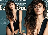 """This image released by Esquire shows actress Penelope Cruz on the November 2014 cover of """"Esquire"""" magazine. The magazine has named Cruz The Sexiest Woman Alive for 2014. (AP Photo/Esquire)"""