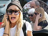 Picture Shows: Amanda Bynes  October 10, 2014    Troubled actress Amanda Bynes has an animated chat on her cell phone while arriving on a flight at LAX airport in Los Angeles, California.    Non-Exclusive  UK RIGHTS ONLY    Pictures by : FameFlynet UK    2014  Tel : +44 (0)20 3551 5049  Email : info@fameflynet.uk.com