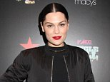 Mandatory Credit: Photo by Gregory Pace/BEI/REX (4189642c).. Jessie J.. Z100 Jingle Ball Kick off event at Macys Herald Square, New York, America - 09 Oct 2014.. ..