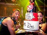 Las Vegas, NV - Nick Cannon Birthday DJ Set at Drai's Nightclub at The Cromwell.  AKM-GSI     October  12, 2014 To License These Photos, Please Contact : Steve Ginsburg (310) 505-8447 (323) 423-9397 steve@akmgsi.com sales@akmgsi.com or Maria Buda (917) 242-1505 mbuda@akmgsi.com ginsburgspalyinc@gmail.com