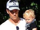 12 October 2014 - WEST HOLLYWOOD - USA\n\n***AVAILABLE FOR UK SALE ONLY ***\n\nFERGIE AND JOSH DUHAMEL TAKE THEIR BABY TO MR. BONES PUMPKIN PATCH IN WEST HOLLYWOOD CALIFORNIA\n\nBYLINE MUST READ : XPOSUREPHOTOS.COM\n\n***UK CLIENTS - PICTURES CONTAINING CHILDREN PLEASE PIXELATE FACE PRIOR TO PUBLICATION *** CLIENTS MUST CALL PRIOR TO TV OR ONLINE USAGE PLEASE CALL  44 (0) 208 344 2007