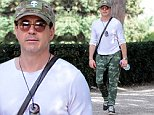 Robert Downey Jr. in villa Borghese Rome with friends\n\nPictured: Robert Downey Jr. in villa Borghese Rome\nRef: SPL831676  131014  \nPicture by: splash\n\nSplash News and Pictures\nLos Angeles: 310-821-2666\nNew York: 212-619-2666\nLondon: 870-934-2666\nphotodesk@splashnews.com\n