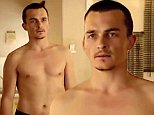 Homeland's Rupert Friend Went Shirtless During Latest Episode