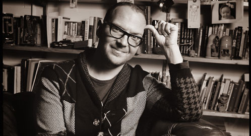 Cory Doctorow will read Sunday, Oct. 19 at 2pm at Rondo Library in Saint Paul