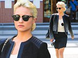Beverly Hills, CA - Dianna Agron takes a solo shopping trip in Beverly Hills. The lovely blonde actress walked around the trendy shopping area of Beverly Hills by herself doing some window shopping.\nAKM-GSI       October  14, 2014  \nTo License These Photos, Please Contact :\nSteve Ginsburg\n(310) 505-8447\n(323) 423-9397\nsteve@akmgsi.com\nsales@akmgsi.com\nor\nMaria Buda\n(917) 242-1505\nmbuda@akmgsi.com\nginsburgspalyinc@gmail.com