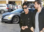 Scott Disick and Kris Jenner battle it out for the baddest ride ... Disick's $2 million Bugatti, versus Jenner's $300K Rolls Royce Ghost.  The two reality stars turned up to the family office for a Keeping Up With the Kardashians meeting and filming.  Thursday, October 16, 2014 \nJack-RS-Chris/X17online.comOK FOR WEB SITE USAGE\nAny queries call X17 UK Office /0034 966 713 949/926 \nAlasdair 0034 630576519 \nGary 0034 686421720\nLynne 0034 611100011