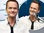 NEW YORK, NY - OCTOBER 16:  (EXCLUSIVE COVERAGE) Actor Neil Patrick Harris visits the SiriusXM Studios on October 16, 2014 in New York City.  (Photo by Cindy Ord/Getty Images)