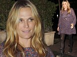16 Oct 2014 - LOS ANGELES  - USA  AMERICAN AND ACTRESS AND MODEL MOLLY SIMS ON THE STREET IN LOS ANGELES AT NIGHT  BYLINE MUST READ : XPOSUREPHOTOS.COM  ***UK CLIENTS - PICTURES CONTAINING CHILDREN PLEASE PIXELATE FACE PRIOR TO PUBLICATION ***  **UK CLIENTS MUST CALL PRIOR TO TV OR ONLINE USAGE PLEASE TELEPHONE  44 208 344 2007 ***