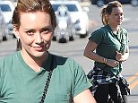 Hilary Duff leaves LeConversation cafe.\n\nPictured: Hilary Duff \nRef: SPL867329  161014  \nPicture by: Splash News\n\nSplash News and Pictures\nLos Angeles: 310-821-2666\nNew York: 212-619-2666\nLondon: 870-934-2666\nphotodesk@splashnews.com\n