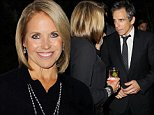 Mandatory Credit: Photo by Startraks Photo/REX (4204875ab)\n Katie Couric\n Project A.L.S. 16th Annual 'Tomorrow is Tonight' Gala, New York, America - 16 Oct 2014\n \n