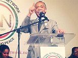 """The Rev. Al Sharpton on Saturday condemned the reported testimony of police officer Darren Wilson, who fatally shot 18-year-old Michael Brown two months ago.  Speaking at his weekly National Action Network rally in Harlem, Sharpton panned Wilson's claim to be in fear of his life as the """"same excuse"""" as others who fatally shot African-American teens.  """"We were involved in Trayvon Martin. We were supportive of Jordan Davis,"""" Sharpton said, ticking off the recent controversies. """"The strange thing is that all of them used the same excuse ... The only gun there was Darren Wilson's! Strange parallels with all of these cases.""""  The New York Times reported Friday that Wilson, who has avoided making public statements since the Aug. 9 incident, gave his side of the story in Wilson's death to a grand jury panel investigating him. Among other things, Wilson claimed he and Brown struggled over his gun in his police car, where Brown allegedly pinned him down.  But Sharpton, who has been closely all"""