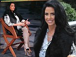 Katie Price speaks at St. Mary's Church during the Isle of White Literary Festival Featuring: Katie Price,Jordan Where: Cowes, United Kingdom When: 17 Oct 2014 Credit: WENN.com