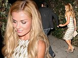 127744, Katherine Jenkins seen at Chateau Marmont in West Hollywood. West Hollywood, California - Thursday October 16, 2014. Photograph:    MHD, PacificCoastNews. Los Angeles Office: +1 310.822.0419 sales@pacificcoastnews.com FEE MUST BE AGREED PRIOR TO USAGE