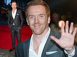 Damian Lewis attending the premiere of new film A Little Chaos at the Odeon cinema, London. PRESS ASSOCIATION Photo. Picture date: Friday October 17, 2014. Photo credit should read: Ian West/PA Wire