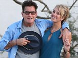 November 30, 2013.. .. Actor Charlie Sheen seen locking lips with his rumored new porn star girlfriend Brett Rossi outside the Hotel El Ganzo in Cabo San Lucas, Mexico... .. Non Exclusive.. UK RIGHTS ONLY.. .. Pictures by : FameFlynet UK © 2013.. Tel : +44 (0)20 3551 5049.. Email : info@fameflynet.uk.com