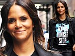 EXCLUSIVE FAO DAILY MAIL ONLINE ONLY\n Mandatory Credit: Photo by Startraks Photo/REX (4204802d)\n Halle Berry\n Halle Berry out and about, New York, America - 16 Oct 2014\n \n