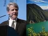This is Money interviewed Professor Robert Shiller at the European Finance Association's annual meeting and academic conference, held at Lugano in Switzerland