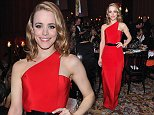 TORONTO, ON - OCTOBER 18:  Actress Rachel McAdams attends the 2014 Canada's Walk Of Fame Gala at Sheraton Centre Toronto Hotel on October 18, 2014 in Toronto, Canada.  (Photo by George Pimentel/WireImage)