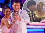 Embargoed to 2020 Saturday October 18\nFor use in UK, Ireland or Benelux countries only. BBC handout photo of Mark Wright and Karen Hauer during dress rehearsals for the Strictly Come Dancing live show on BBC1. PRESS ASSOCIATION Photo. Issue date: Saturday October 18, 2014. Photo credit should read: Guy Levy/BBC/PA Wire NOTE TO EDITORS: Not for use more than 21 days after issue. You may use this picture without charge only for the purpose of publicising or reporting on current BBC programming, personnel or other BBC output or activity within 21 days of issue. Any use after that time MUST be cleared through BBC Picture Publicity. Please credit the image to the BBC and any named photographer or independent programme maker, as described in the caption.