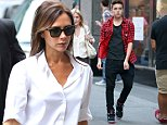 Video available.. Mandatory Credit: Photo by Beretta/Sims/REX (4131260ai).. Victoria Beckham.. Victoria Beckham out and about in London, Britain - 29 Sep 2014.. ..