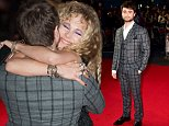 Daniel Radcliffe attends the UK premiere of Horns at the Odeon West End, central London. PRESS ASSOCIATION Photo. Picture date: Monday October 20, 2014. Photo credit should read: Ian West/PA Wire