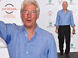 ROME, ITALY - OCTOBER 19:  Actor Richard Gere attends 'Time Out of Mind' Photocall during the 9th Rome Film Festival at Auditorium Parco Della Musica on October 19, 2014 in Rome, Italy.  (Photo by Venturelli/WireImage,)