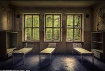 Abandoned spaces / by Daily Mail