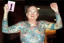 Craziest tattoos  / by Daily Mail