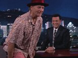 Bill Murray on Jimmy Kimmel