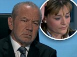 ****Ruckas Videograbs****  (01322) 861777\n*IMPORTANT* Please credit BBC for this picture.\n22/10/14\nThe Apprentice - BBC 9pm\nGrabs from the show\nOffice  (UK)  : 01322 861777\nMobile (UK)  : 07742 164 106\n**IMPORTANT - PLEASE READ** The video grabs supplied by Ruckas Pictures always remain the copyright of the programme makers, we provide a service to purely capture and supply the images to the client, securing the copyright of the images will always remain the responsibility of the publisher at all times.\nStandard terms, conditions & minimum fees apply to our videograbs unless varied by agreement prior to publication.