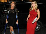 Lady Kitty Spencer niece of Diana Princess of Wales and cousin of Prince William and Prince Harry arrives at the Corinthia Hotel London for the Give Us Time Gala with her mother Victoria Aitken, nee Lockwood.   Give Us Time  is a small charity founded by Dr Liam Fox MP that takes one-week holidays donated by owners of holiday homes and timeshares and matches them with British soldiers in need of rest rehabilitation and reconnection with their families. Lady Kitty who works for the charity, made a speech to guests which included Chancellor George Osborne.\n\n