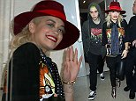 Pictured: Rita Ora, Ricky Hil Mandatory Credit    CALA/Broadimage  Rita Ora and new boyfriend Ricky Hil at the Los Angeles International Airport  10/22/14, Los Angeles, California, United States of America  Broadimage Newswire Los Angeles 1+  (310) 301-1027 New York      1+  (646) 827-9134 sales@broadimage.com http://www.broadimage.com