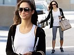 Cara Santana leaving the gym in Studio City October 21, 2014 X17online.com \nEXCLUSIVE\nOK FOR WEB SITE USAGE.\nAny quieries please call Alasdair or Gary on office 0034 966 713 949/926 or mibile Gary 0034 686 421 720 or Alasdair on 0034 630 576 519