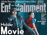 """Johnny Depp is a wolf in wolf's clothing as Entertainment Weekly gives us our first full-fledged peek at the actor in his latest eccentric guise with their cover series featuring characters from Disney's upcoming musical Into the Woods.\n\nBesides Depp's zoot suited Big Bad Wolf, the adaptation of Stephen Sondheim's 1987 Broadway classic has also scored such A-List talent as Meryl Streep, Emily Blunt, James Corden, Anna Kendrick, Chris Pine and Meryl Streep, who reveled in getting to be a witchy woman worthy of the Eagles.\n\n""""I¿ve been offered many witches over the years, starting when I was 40, and I said no to all of them,"""" the actress tells the magazine. """"But this was really fun because it played with the notion of what witches mean. They represented age and ugliness and scary powers we don¿t understand. So here¿s my opportunity to say, here's what you wish for when you're getting old.""""\n\n""""I didn't want this to look like a cartoon world,"""" says Marshall. """"It's not sunny, sunny, su"""