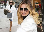22 Oct 2014  - LONDON  - UK *** EXCLUSIVE ALL ROUND PICTURES *** TOWIE STAR SAM FAIERS SEEN LEAVING INACH SALON IN LONDON WITH A FUNKY NEW HAIRSTYLE. APPARENTLY SHE WAS A SPITTING IMAGE OF THE GIRL FROM THE FILM HOLIDAY? PLEASE CREDIT : PETTS-MOORE / XPOSUREPHOTOS.COM ***UK CLIENTS - PICTURES CONTAINING CHILDREN PLEASE PIXELATE FACE PRIOR TO PUBLICATION *** **UK CLIENTS MUST CALL PRIOR TO TV OR ONLINE USAGE PLEASE TELEPHONE   44 208 344 2007 **