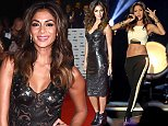 LONDON, ENGLAND - OCTOBER 22:  Nicole Scherzinger performs onstage at the MOBO Awards at SSE Arena on October 22, 2014 in London, England.  (Photo by Dave J Hogan/Getty Images)