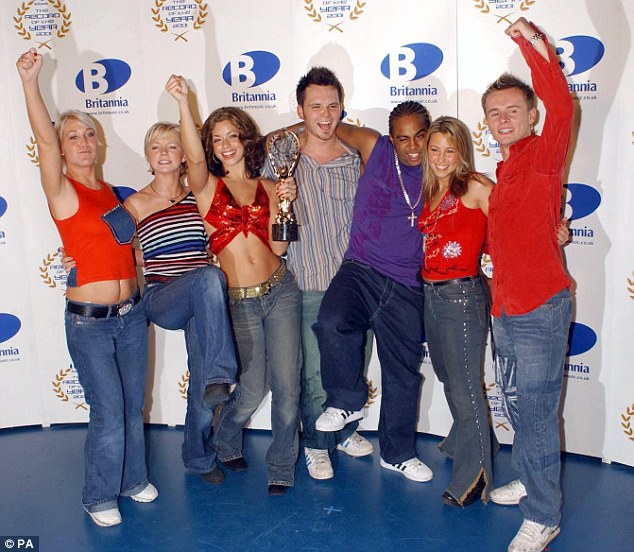 S Club 7 all over again! The world-famous British pop group are getting back together to perform a medley of their hits on this year's Children In Need, over 10 years since they parted ways