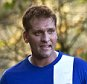 Daily Mail Sport. Former Aston Villa FC midfielder and captain Stiliyan Petrov, who has been battling Leukemia, playing for sunday league team Wychall Wanderers, in Solihull, West Midlands. October 19 2014.
