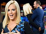 WATCH WHAT HAPPENS LIVE -- Pictured (l-r): Jenny McCarthy and Donnie Wahlberg -- (Photo by: Charles Sykes/Bravo/NBCU Photo Bank via Getty Images)
