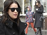 A pregnant Liv Tyler walking her son, Milo to school in Manhattan\nFeaturing: Liv Tyler,Milo William Langdon\nWhere: New York City, New York, United States\nWhen: 24 Oct 2014\nCredit: TNYF/WENN.com