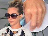 128080, EXCLUSIVE: Kendra Wilkinson is seen leaving a medical building without her wedding ring. The reality star, whose estranged husband Hank Baskett was seen wearing his wedding ring while grocery shopping yesterday, wore tights and Ugg boots as she walked to her car. Los Angeles, California - Thursday October 23, 2014. Photograph: Miguel Aguilar, © PacificCoastNews. Los Angeles Office: +1 310.822.0419 sales@pacificcoastnews.com FEE MUST BE AGREED PRIOR TO USAGE
