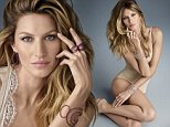 The supermodel was recruited by Brazilian luxury jewelry brand Vivara for their Christmas 2014 campaign and can be seen wearing their designs in this stunning shoot. \n\nPictured: Gisele Bundchen\nRef: SPL873192  231014  \nPicture by: Vivara / Splash News\n\nSplash News and Pictures\nLos Angeles: 310-821-2666\nNew York: 212-619-2666\nLondon: 870-934-2666\nphotodesk@splashnews.com\n