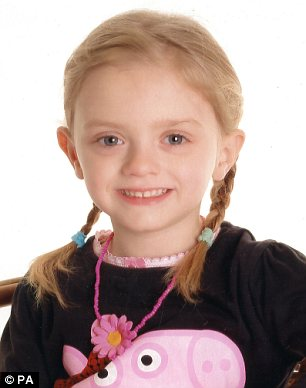 Horror: Four-year-old Lexi Branson was killed by a pet dog three months ago