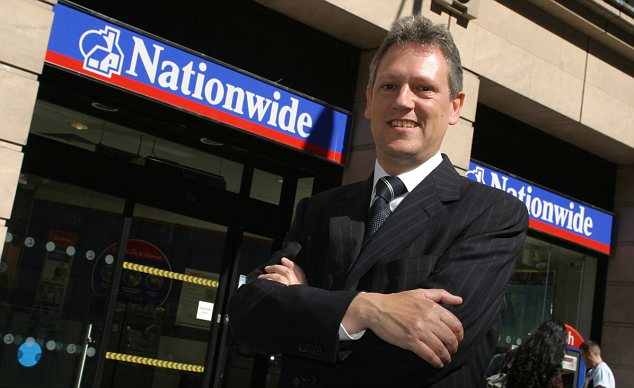 Increasing share of the market: Nationwide's success has nothing to do with mutuality, whatever chief executive Graham Beale (paid a mega plc-like salary) may say