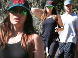 Exclusive... 51567231 With a whirlwind of public speculation about their typically private love life surrounding them, superstar couple Justin Timberlake and Jessica Biel enjoy a relaxing hike together while on a weekend getaway on October 24, 2014. The two looked happy and at peace as they walked the public trail, miles from the hustle and bustle of Los Angeles and the scope of stories that range from Justin's alleged infidelity to Jessica's noticeably fuller figure, hinting strongly at a pregnancy on the way. NO WEB USE FameFlynet, Inc - Beverly Hills, CA, USA - +1 (818) 307-4813