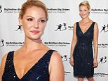 Big Brothers Big Sisters of Greater Los Angeles (BBBSLA)\nFeaturing: Katherine Heigl\nWhere: Beverly Hills, California, United States\nWhen: 25 Oct 2014\nCredit: FayesVision/WENN.com